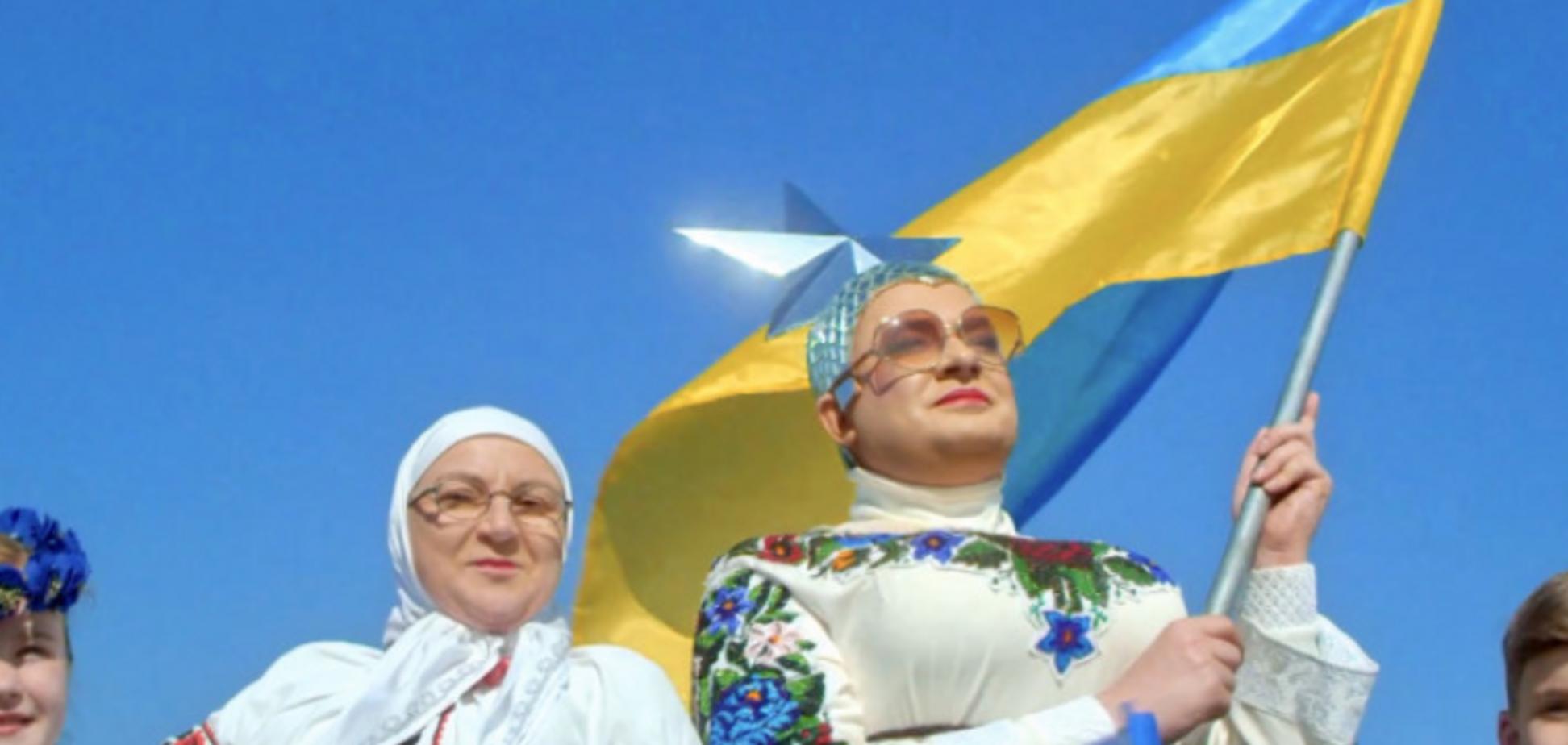 Верка Сердючка (Андрей Данилко)