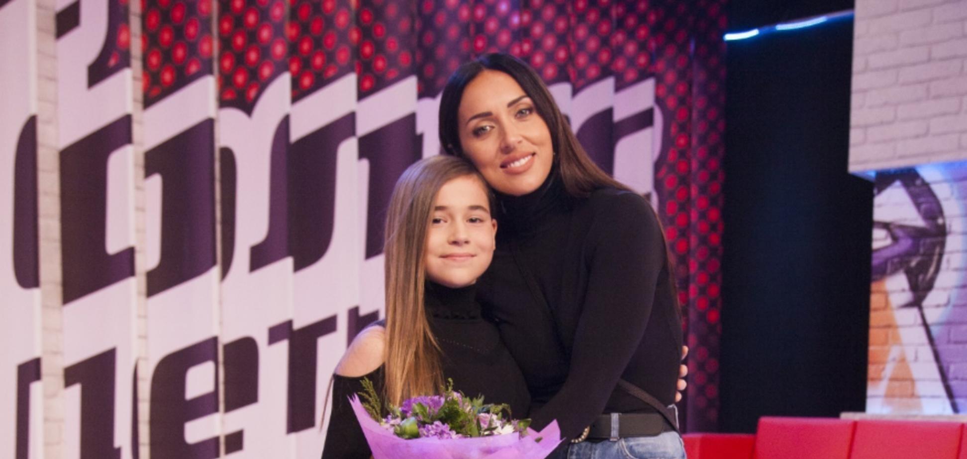 Алсу з донькою мікелли