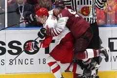 России не дали установить рекорд на чемпионате мира по хоккею