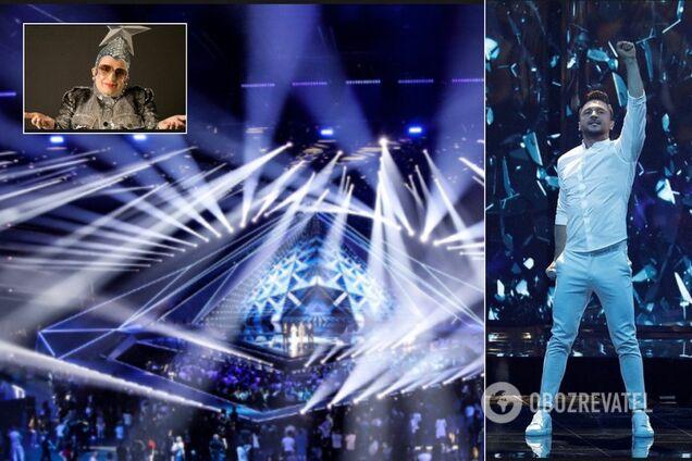 Лазарєв і Данилко на Євробаченні
