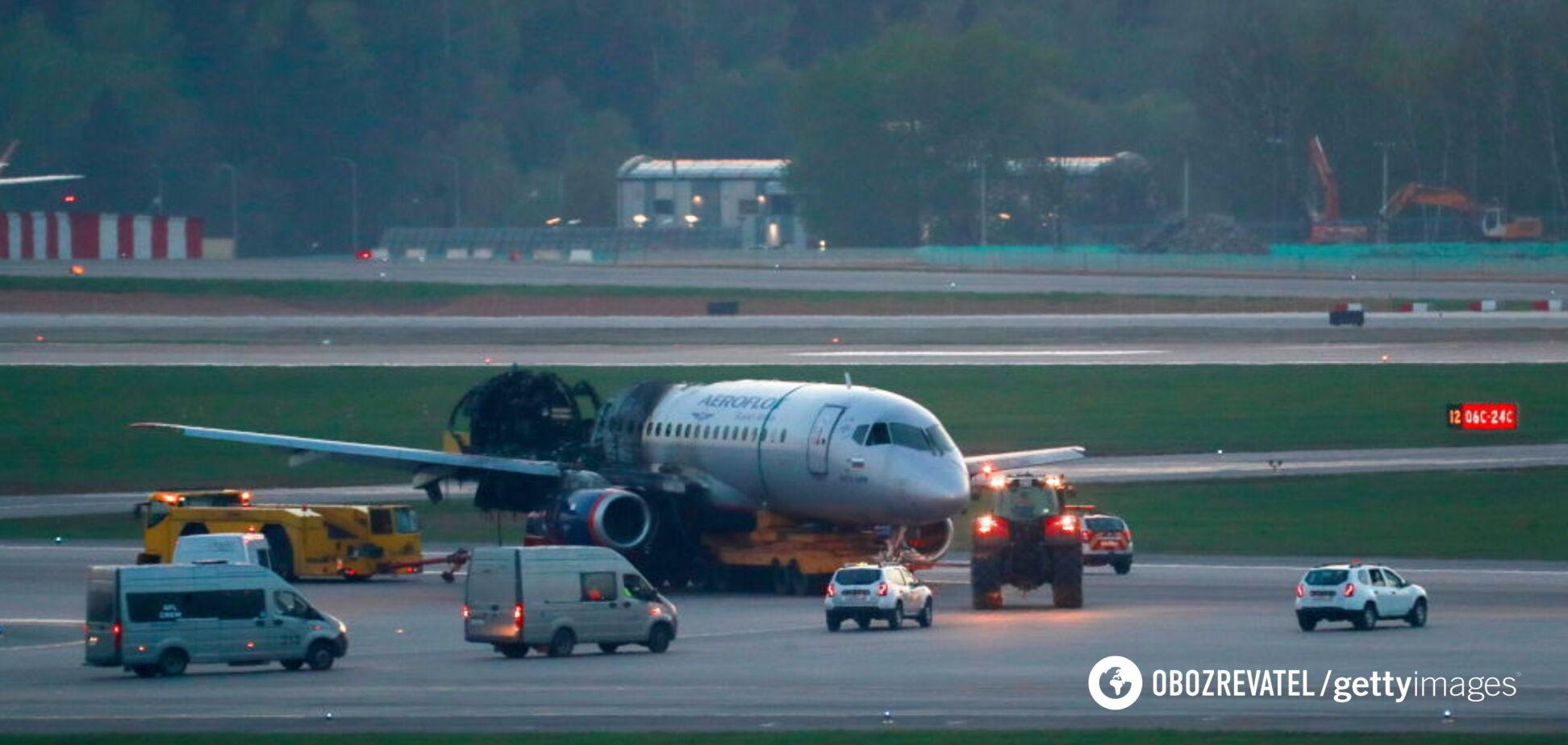 Авария в Шереметьево: самолетом управляли идиоты?