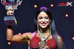 Украинка выиграла самый престижный в мире фитнес-турнир
