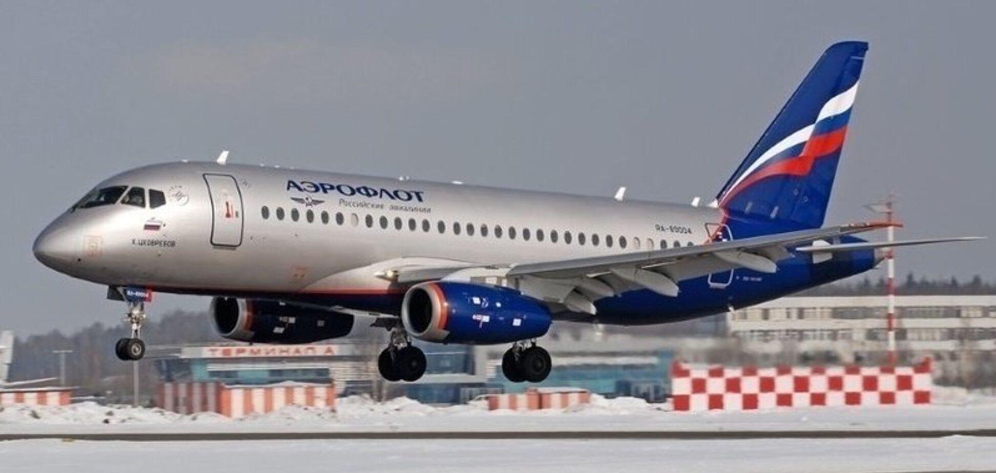 В России произошло новое ЧП с Superjet