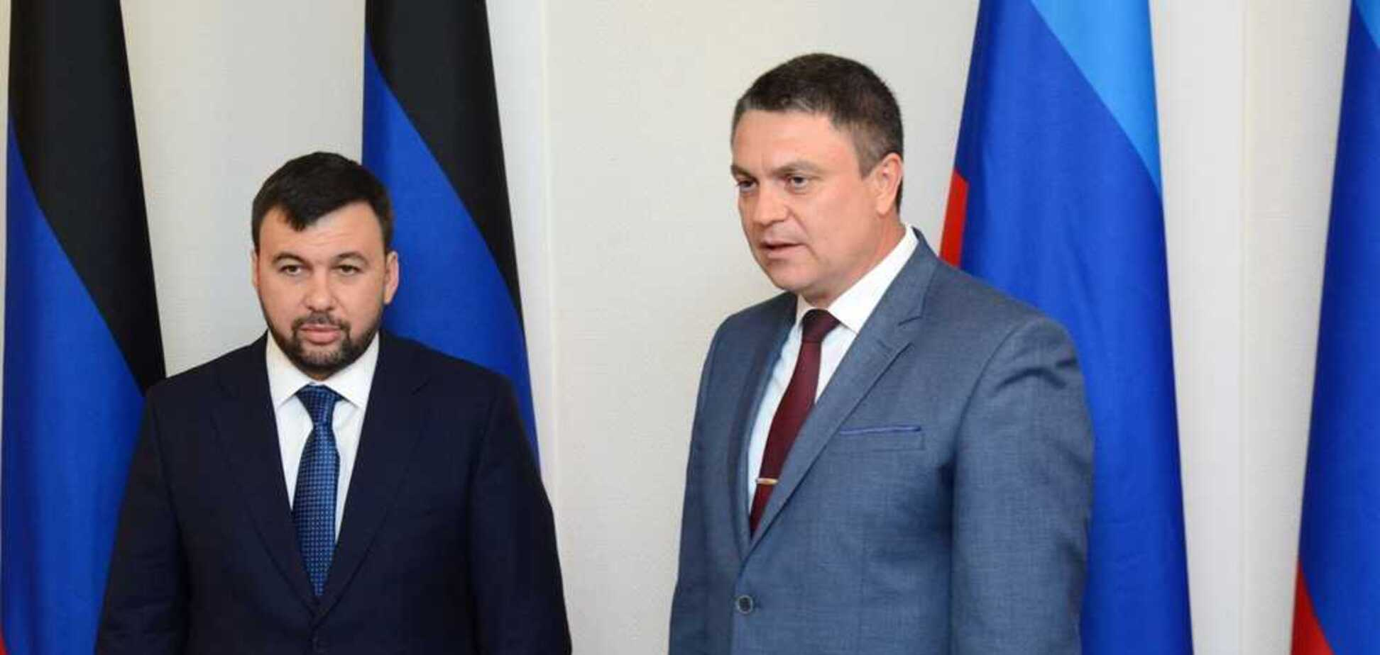 Главари 'ДНР' и 'ЛНР' отправились в Москву: что случилось