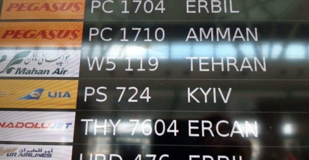 Победа! Еще два аэропорта в мире начали писать Kyiv вместо Kiev