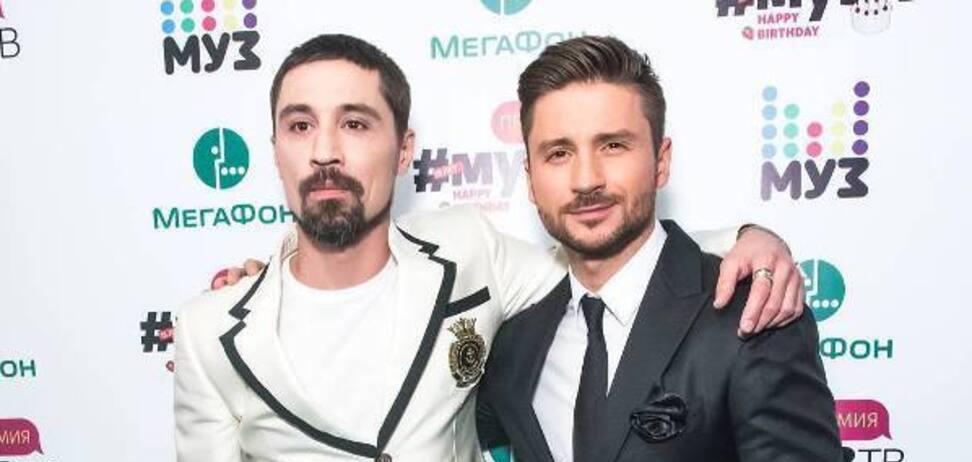 'Відразу займуть перше місце': в Росії запропонували одружити Лазарева і Білана