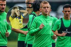 Футболиста сборной Украины за предательство лишили чемпионской медали