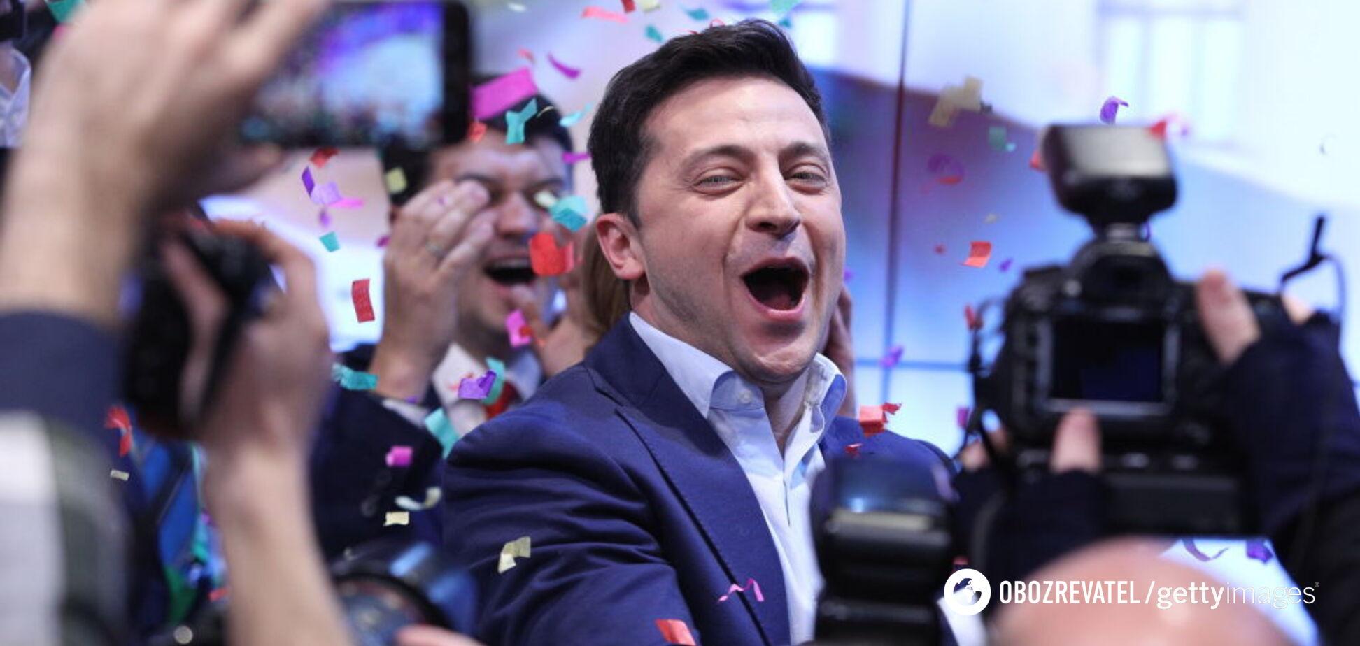 Социолог пояснила феноменальный успех Зеленского на выборах