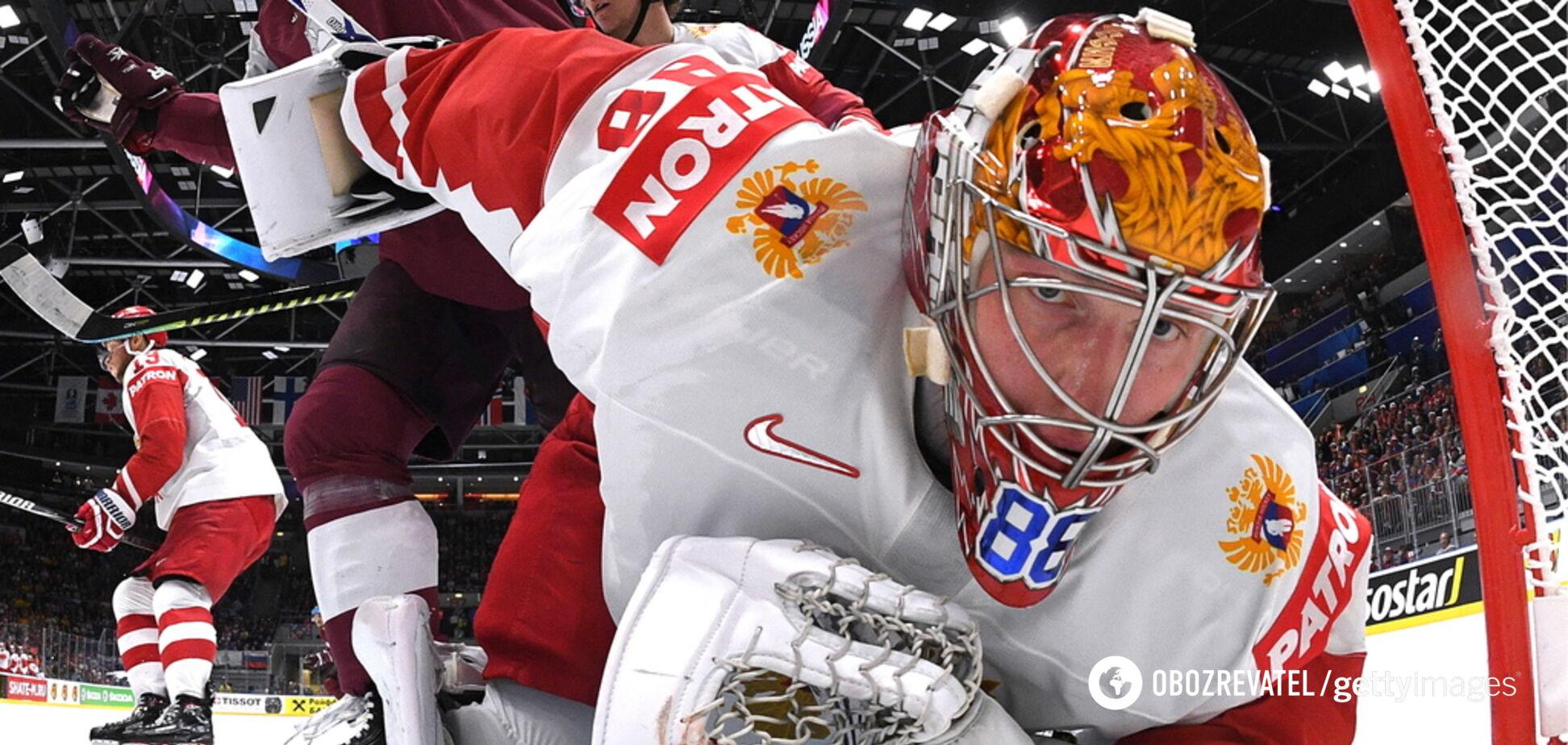 Росія виборола шосту перемогу поспіль на ЧС з хокею