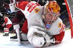 Россия добыла шестую победу подряд на ЧМ по хоккею