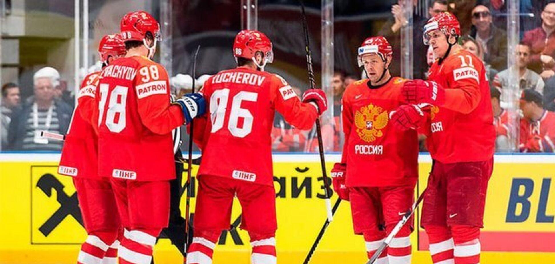 Швейцарія – Росія: прогноз на чемпіонат світу з хокею