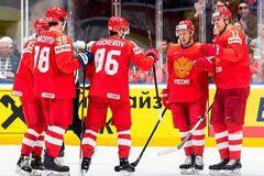 Швейцария – Россия: прогноз на чемпионат мира по хоккею