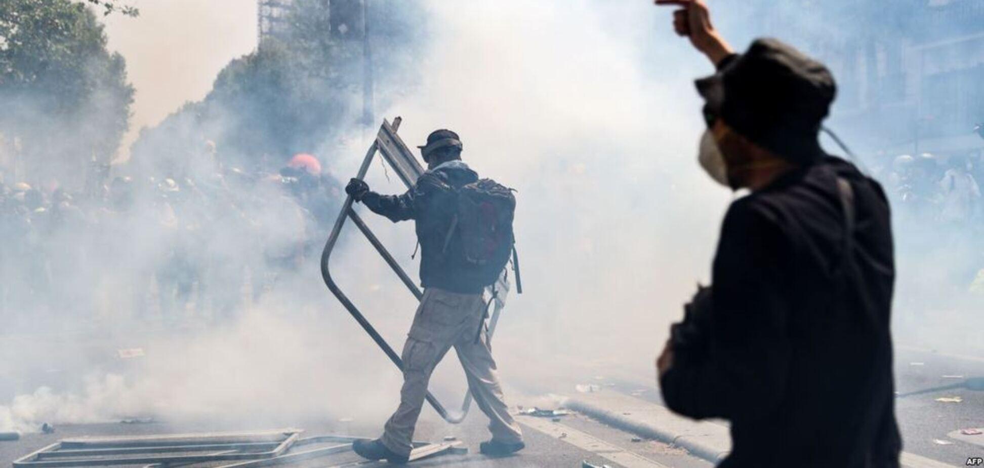Украинцев ждут протесты: будет как во Франции