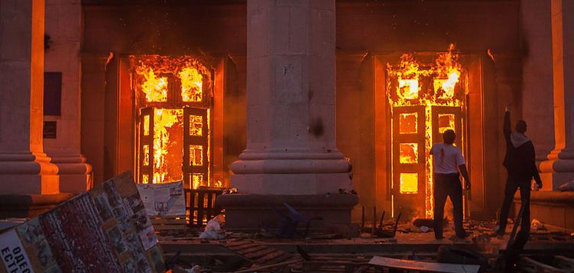 Гибель людей в Одессе: сожалеют не о погибших