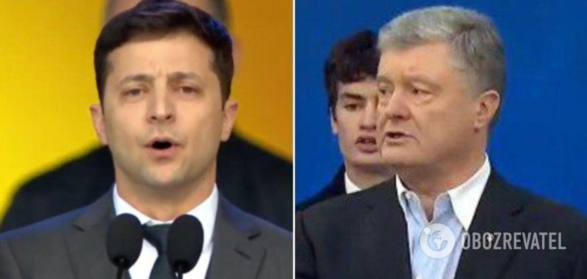 Стало известно, почему Зеленский потребовал дебатов на 'Олимпийском'