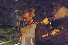 Зупинили за п'яне водіння: у Києві трапився кривавий напад на поліцейських