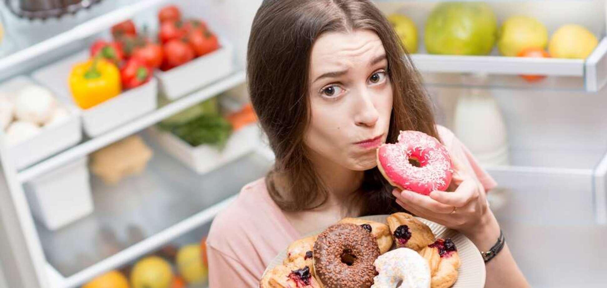 Як перестати їсти солодке: названо еффективний метод