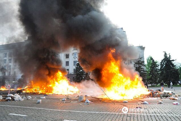 Трагедія в Одесі 2 травня 2014 року