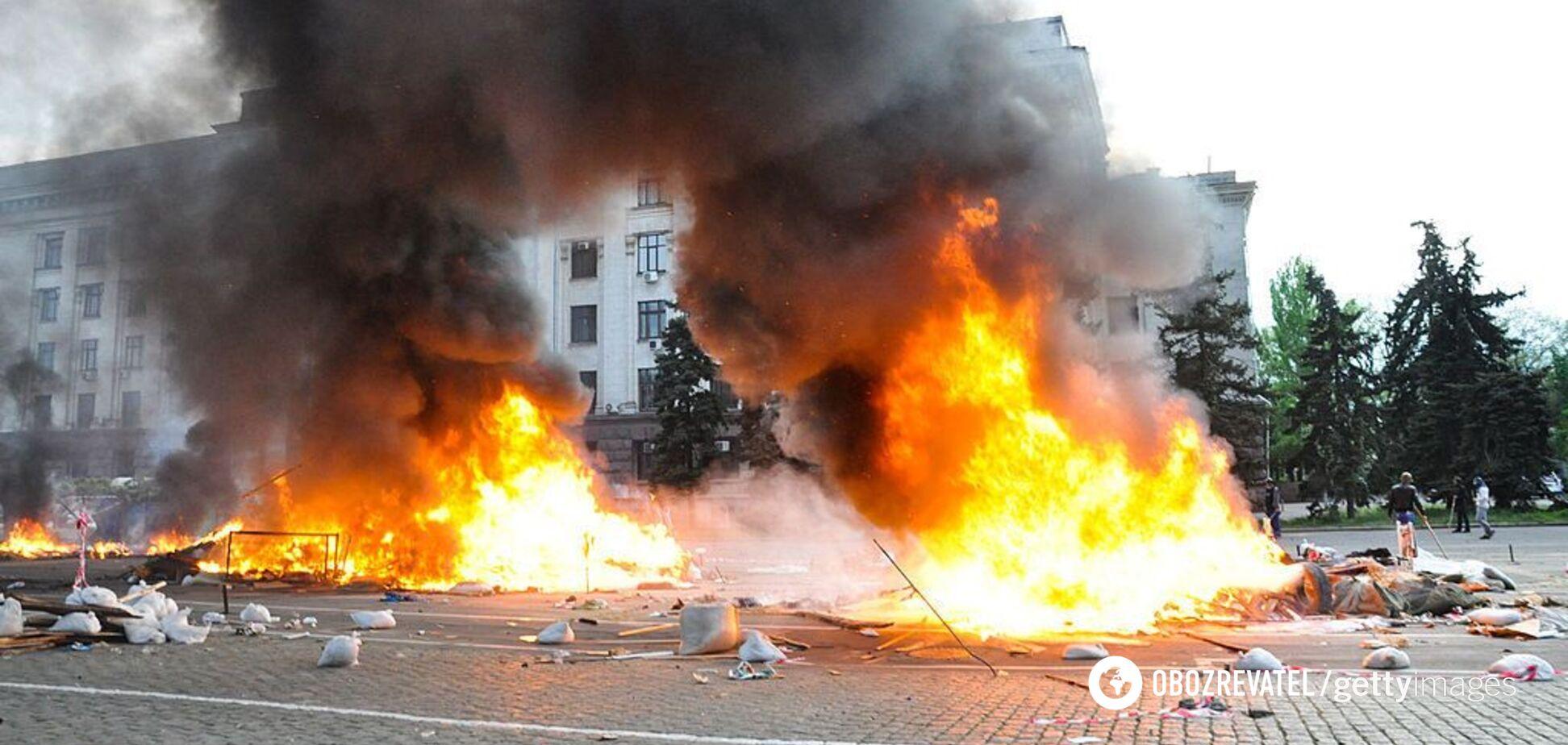 Трагедія в Одесі 2 травня: Росія цинічно відповіла на загибель людей