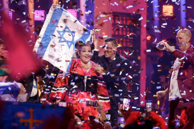 Нетта Барзилай привезла Евровидение-2019 в Израиль