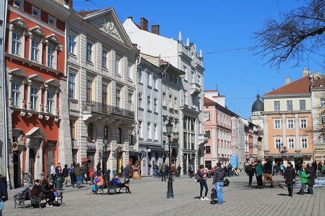 Названы лучшие города Украины для туристов
