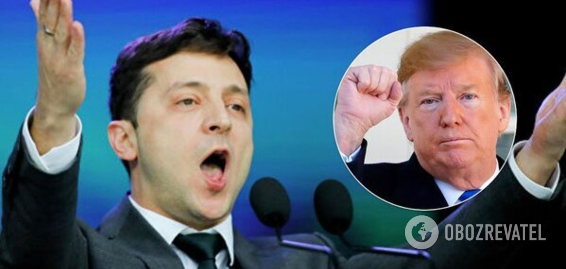 'Говорят, звонит Трамп!' У Зеленского рассказали о первой ночи после выборов