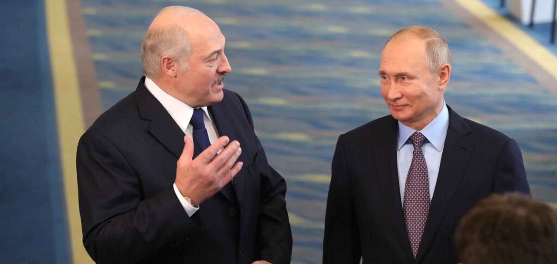 Обострение отношений Путина и Лукашенко: чего ждать