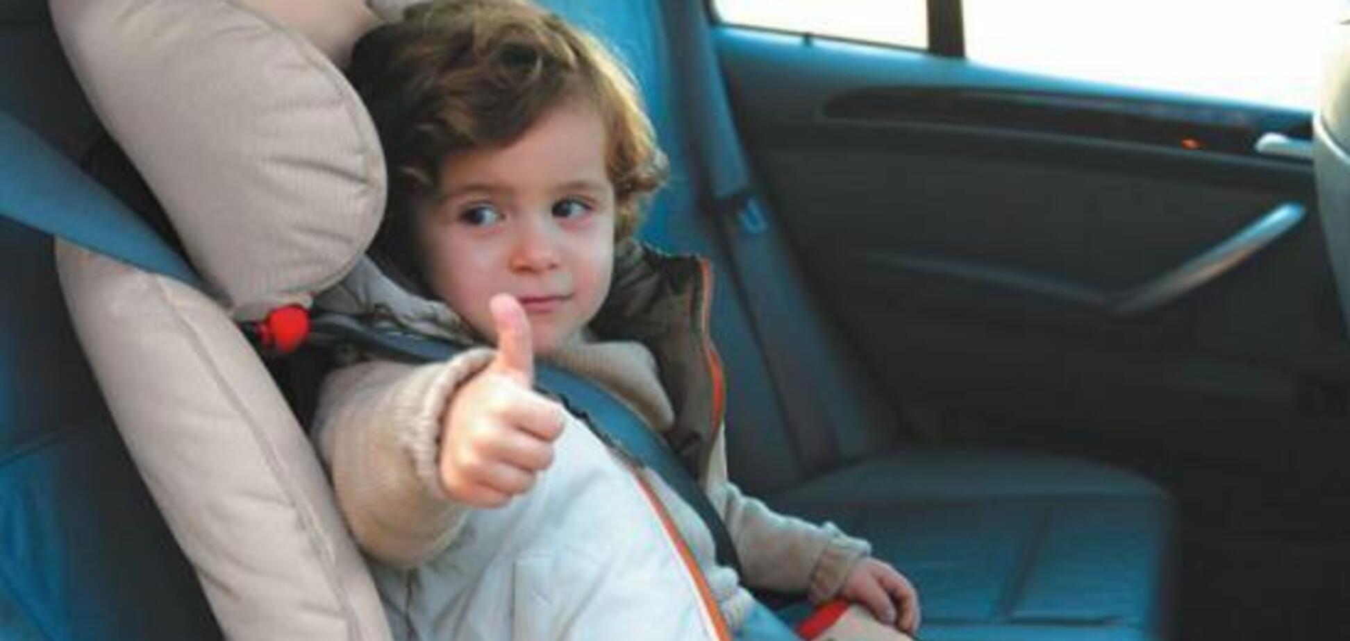 Безопасность и комфорт: советы Комаровского в выборе автокресла для ребенка