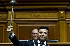 ''Виявили повагу'': дипломат пояснив, кого Захід відправив на інавгурацію Зеленського
