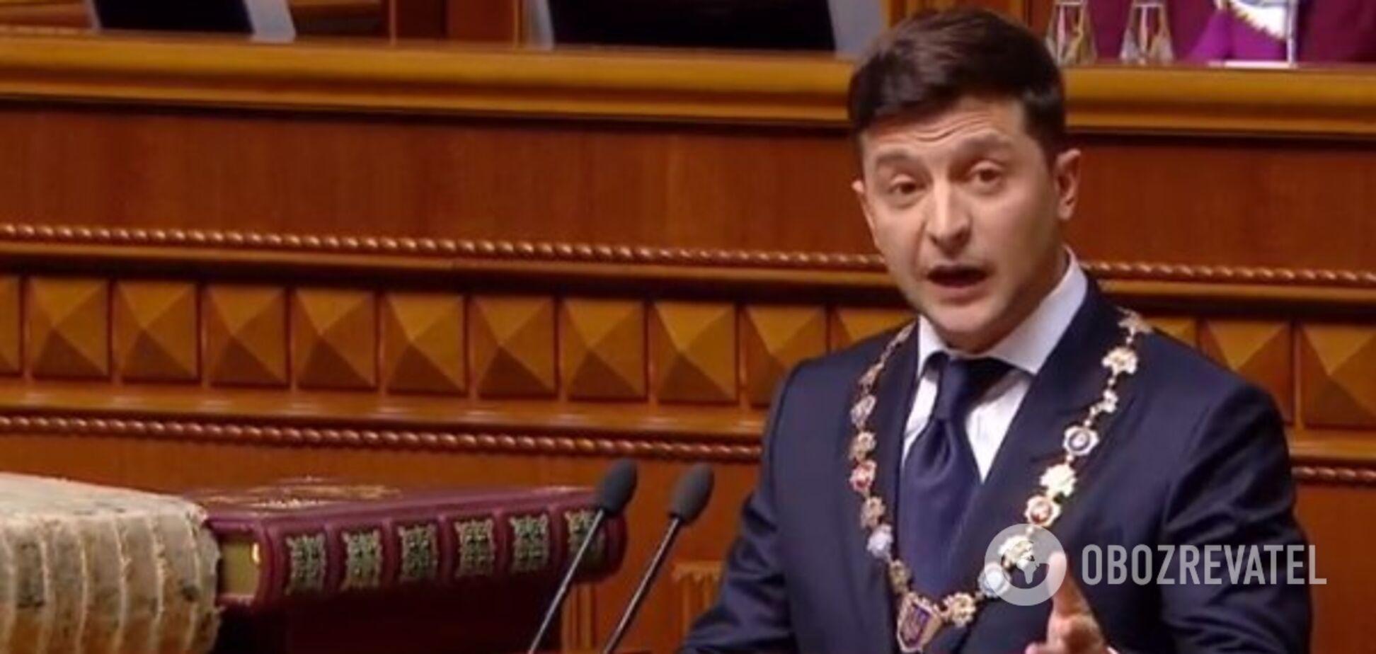 'Смотрите в глаза!' Зеленский запретил свои портреты в кабинетах украинских чиновников