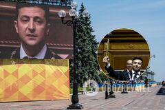 Инаугурация Зеленского: самые яркие фото церемонии