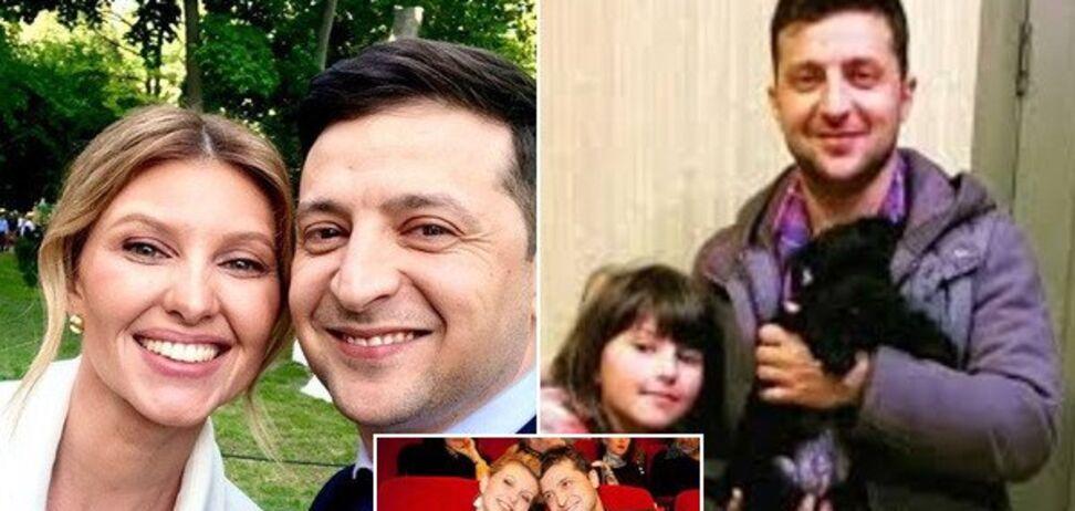 Новая главная семья Украины: как выглядят жена и дети Зеленского