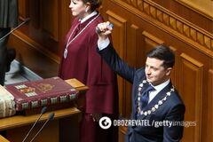 Інавгурація Зеленського: хто привітав нового президента України