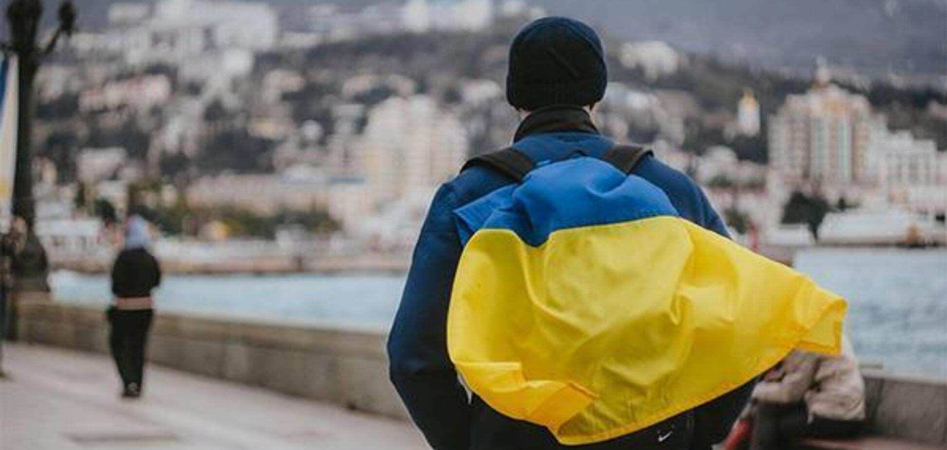 Украина, крымчане ждут твоего возвращения