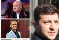 Инаугурация Зеленского: как украинские звезды восприняли нового президента