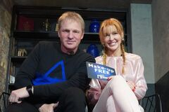 'Жванецкий с его мышлением и скоростью реакции, мог быть президентом', - Сергей Писаренко в шоу 'БЕЗ ГРИМА'
