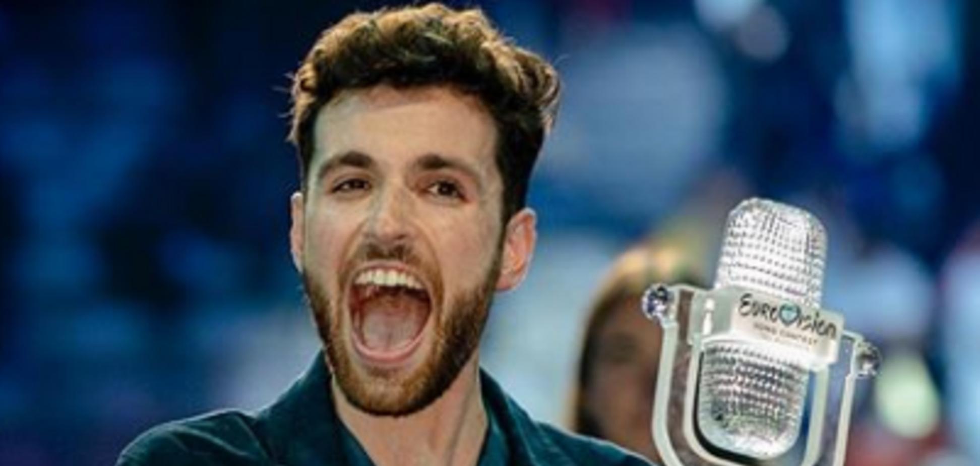 Продюсер переможця Євробачення виправдався за стару пісню