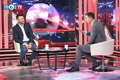 ''Хорошо, что не упал'': нардеп рассказал о казусе на инаугурации Зеленского