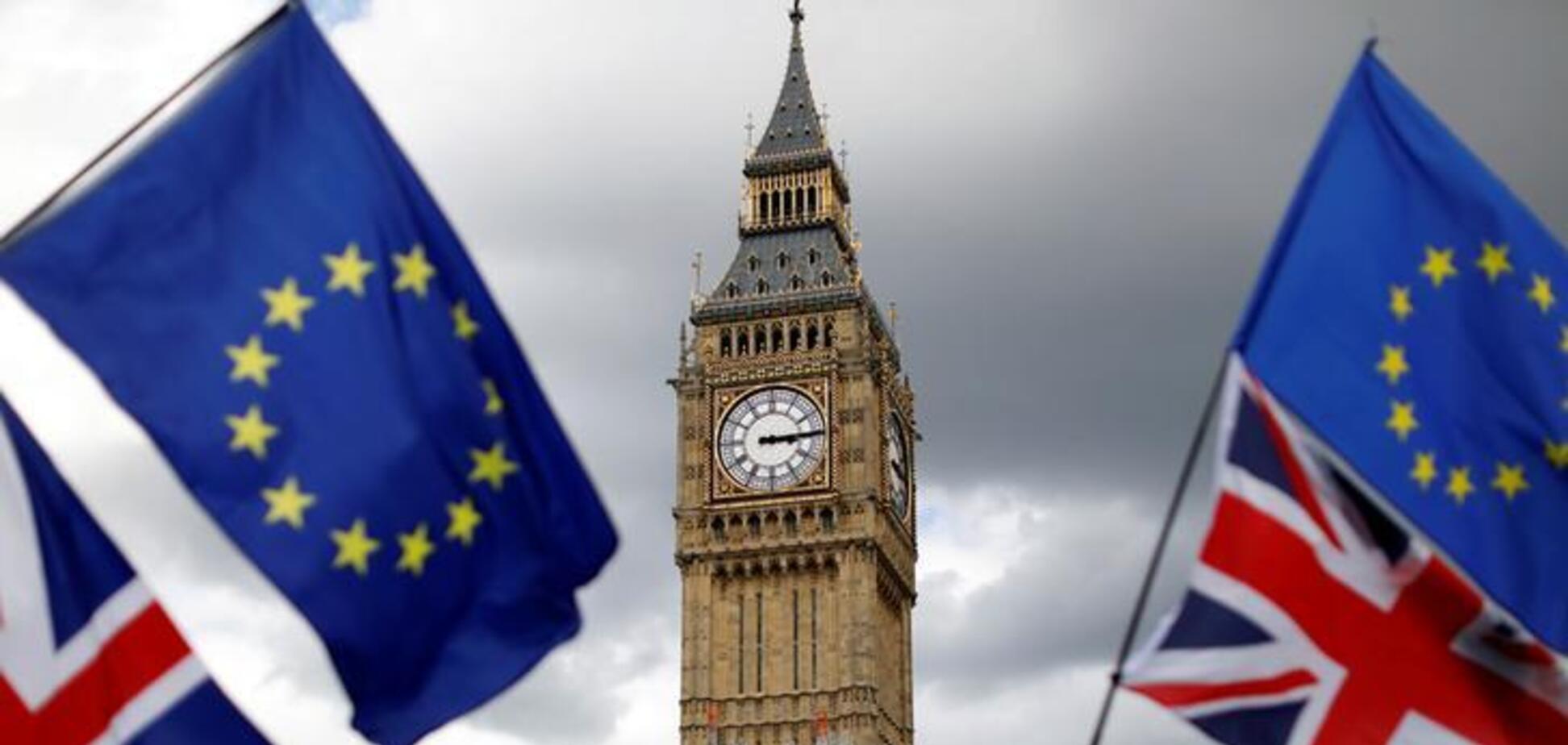 Вихід Великобританії з ЄС: уряд підтримав план Мей