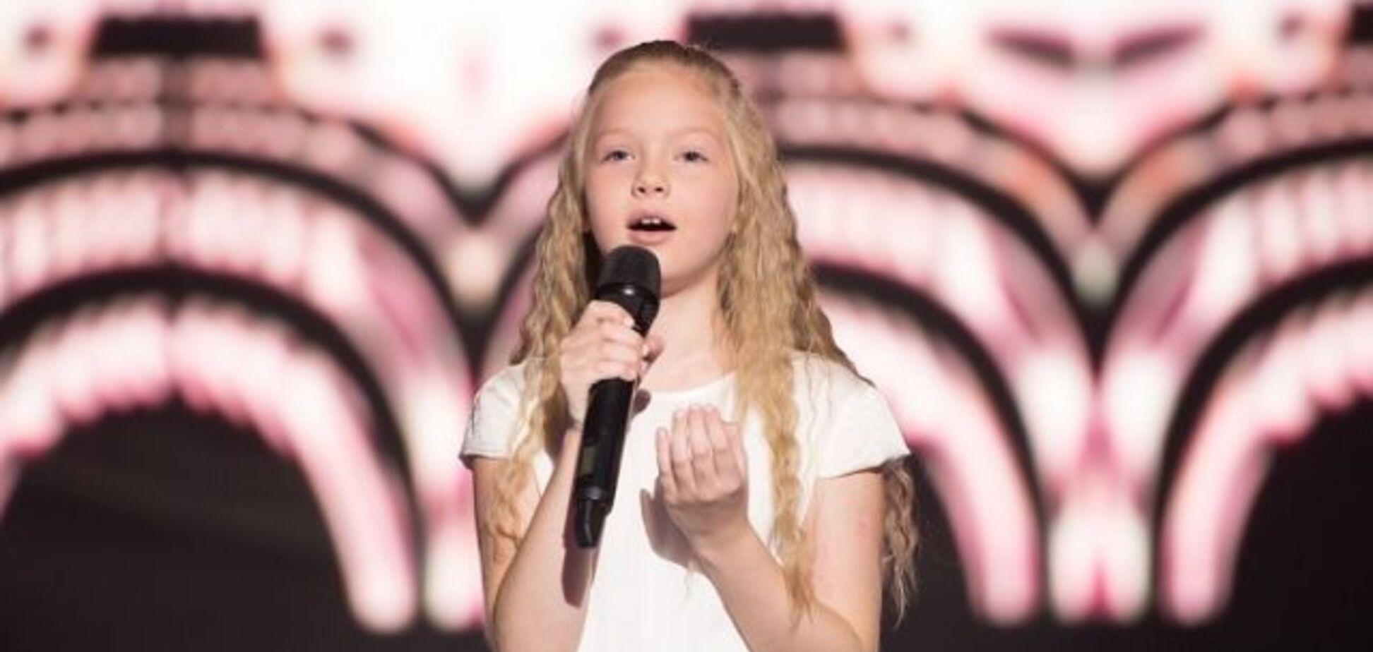 Дочь звезды 'Квартал 95' примет участие в шоу 'Голос. Діти'