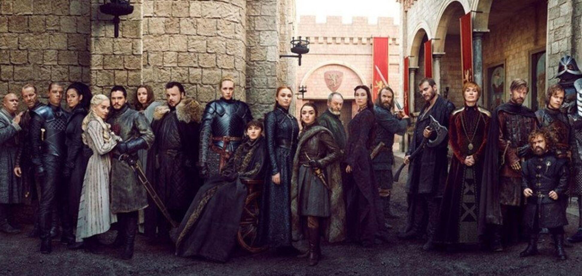 Названы самые интересные персонажи 'Игры престолов'