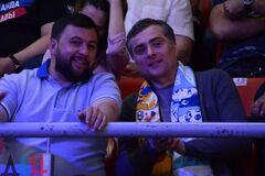 'Истерика и конвульсии': Сурков открыто встретился с главарем 'ДНР'. Фотофакт