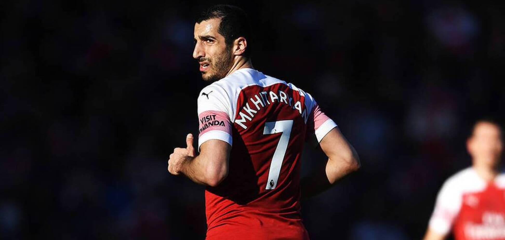 Финал Лиги Европы: 'Арсенал' сделал заявление из-за рекордсмена 'Шахтера'