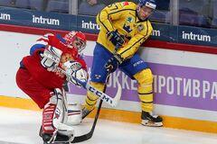 Россия разбила Швецию на чемпионате мира по хоккею