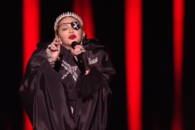 Мадонну уличили во лжи на Евровидении-2019: показательное видео