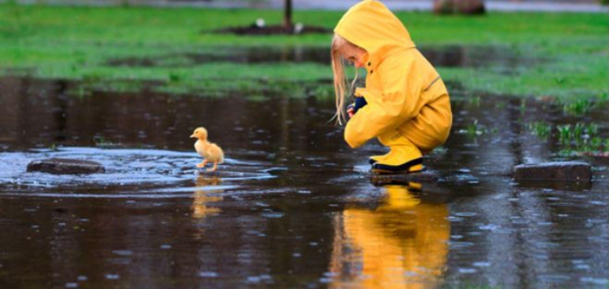 Зливи не вщухнуть: синоптик уточнила прогноз в Україні