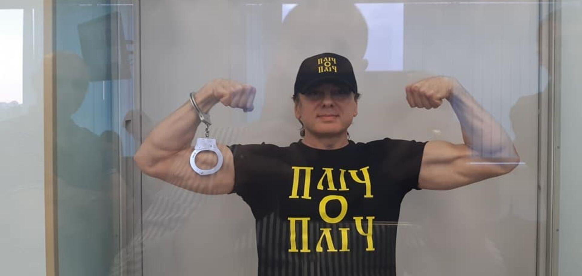 Затримали за держзраду і ФСБ: екс-чоловік відомої гімнастки вийшов на волю