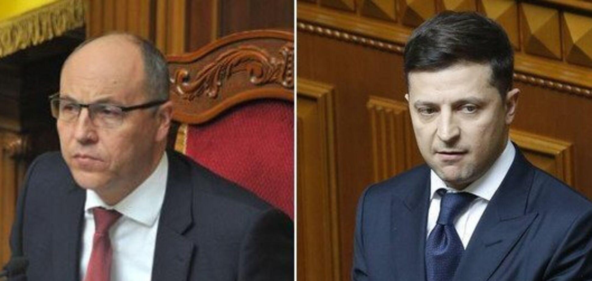 У Зеленського відповіли на 'бойкот' Верховної Ради