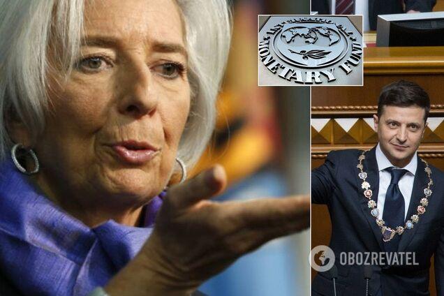 Миссия МВФ в Украине