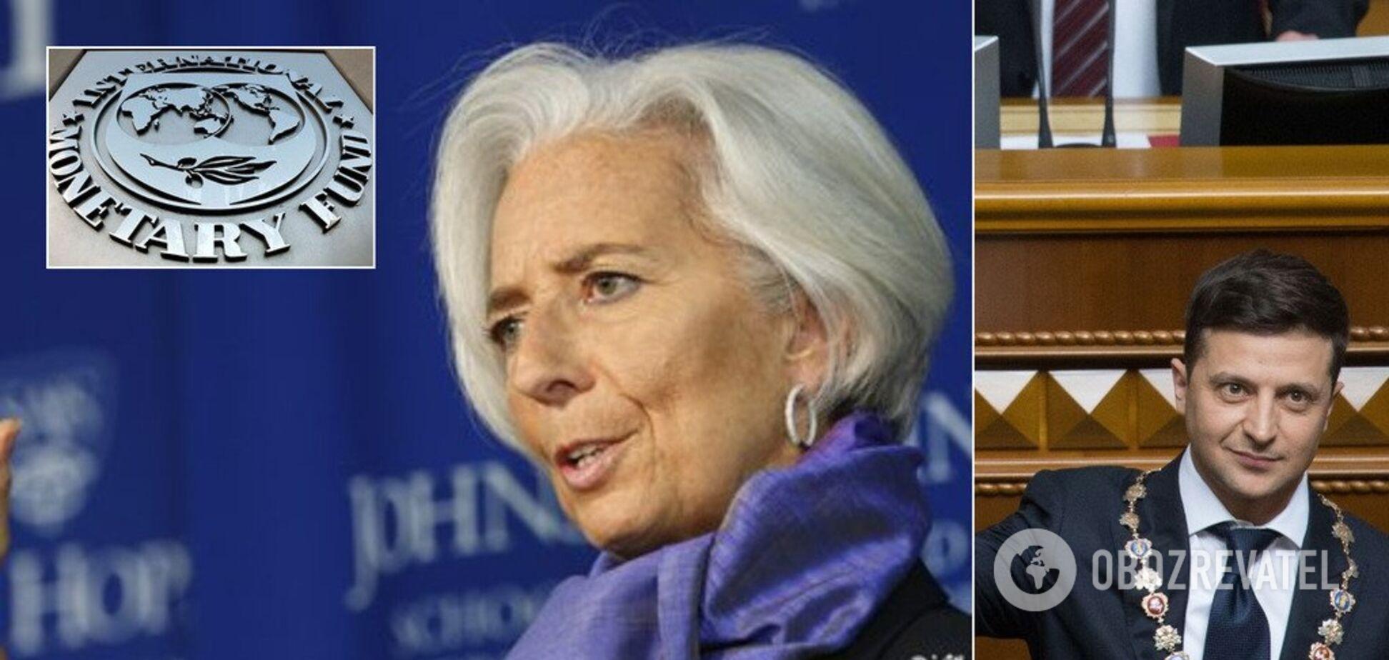 МВФ в Украине: появились противоречивые факты о работе миссии